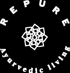Repure Life Logo white